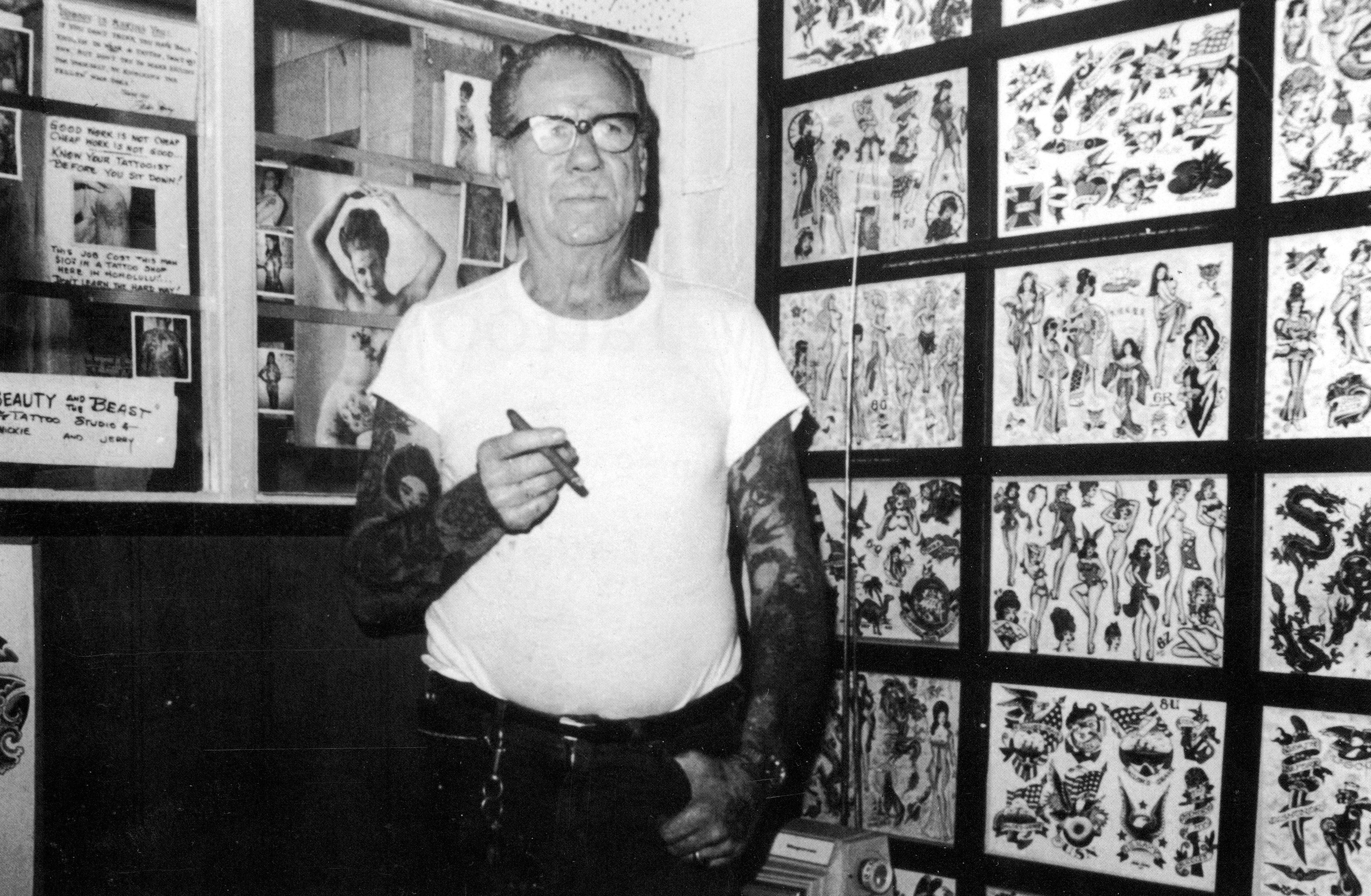 Stewed Screwed And Tattooed The Selling Of Sailor Jerry Michaelcorcoran Net